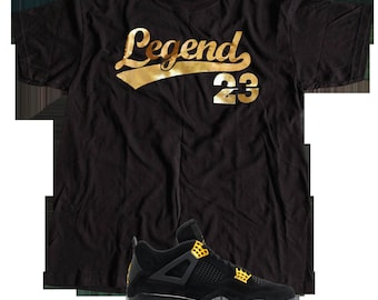 d65e5caf752d Shirt to match Nike Air Jordan Retro 4 Royalty Sneakers S-3XL