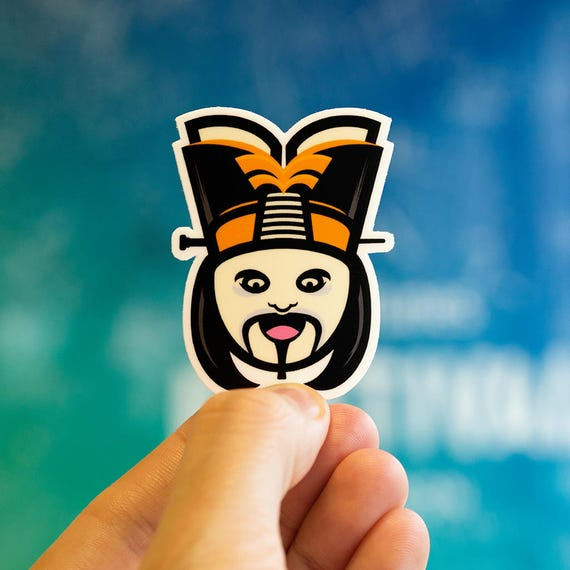 Lopan Sticker, Cool laptop Sticker, buy Stickers, Cool Laptop stickers, iPhone Stickers, Macbook stickers, Big Trouble Little China Sticker