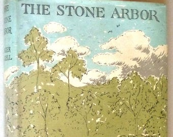 The Stone Arbor and Other Stories 1960 by Roger Angell - 1st Edition Hardcover HC w/ Dust Jacket DJ