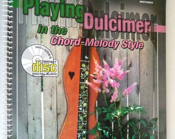 Playing Dulcimer in the Chord-Melody Style (with CD) 2001 by Rosamond Campbell - Mountain Dulcimer