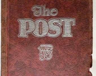 Franklin High School Yearbook (Annual) - The Post - Ye Quaker Edition Jan '24 Class - Portland, Oregon OR Multnomah County