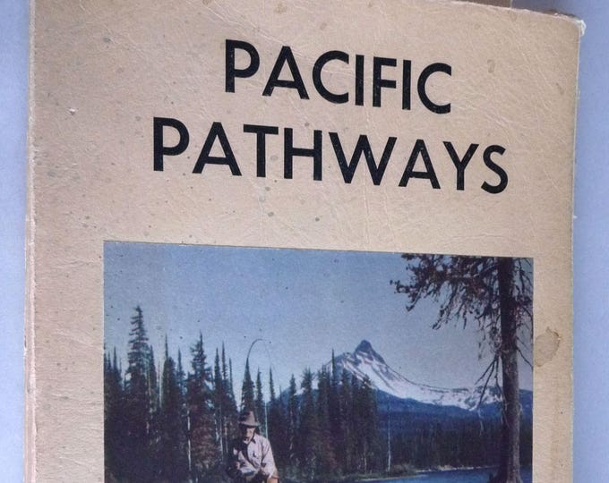 Pacific Pathways: West in Color & Story Volume 1 Numbers 1-8 (Bound in a Single Volume) 1947 - B and N Publishing - Travel Tourism