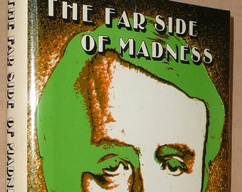 The Far Side of Madness by John Weir Perry 1st Edition Hardcover HC w/ Dust Jacket DJ 1974  Schizophrenia Mental Health Illness