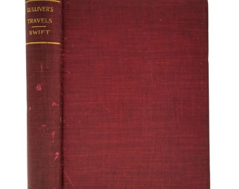 Gulliver's Travels Into Several Remote Nations of the World in Four Parts by Jonathan Swift & W.C. Taylor