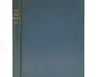Some Farm Animals - Set of Three (3) National Geographic Bound Articles Hardcover HC 1925 1927 1930 Cows, Fowl