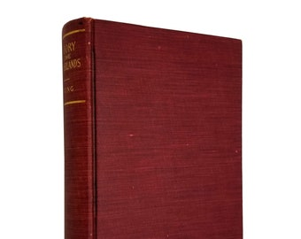 The History of the Netherlands (Holland and Belgium) by Alexander Young HC 1903 Saalfield Publishing