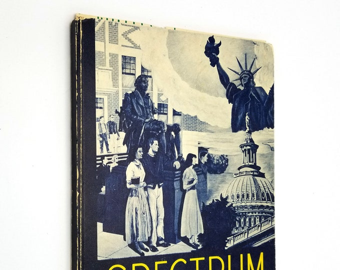Jefferson High School Yearbook (Annual) 1951 - Spectrum - Portland, Oregon OR Multnomah County