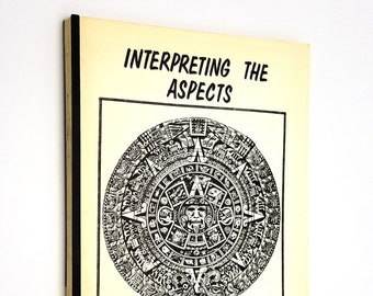 Interpreting the Aspects by Robert Carl Jansky 1978 Astro-Analytics Publications - Astrology, Horoscope