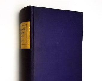 Antique Medical Text: Differential Diagnosis Volume II - Presented Through an Analysis of 317 Cases by Richard C. Cabot Hardcover 1915