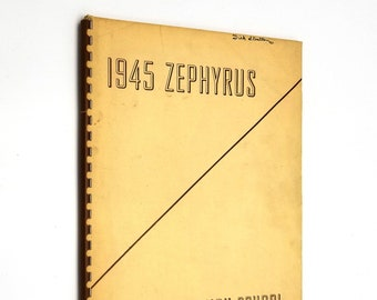 Astoria High School Yearbook (Annual) 1945 - Zephyrus - Astoria, Oregon OR - Clatsop County