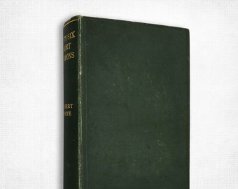 Fifty-Six Short Sermons for the Use of Lay Readers by Gilbert White Hardcover 1927 SPCK Anglican London