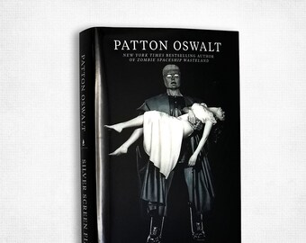 Silver Screen Fiend: Learning About Life From an Addiction to Film by Patton Oswalt SIGNED 1st Edition Hardcover / Dust Jacket 2015 Scribner