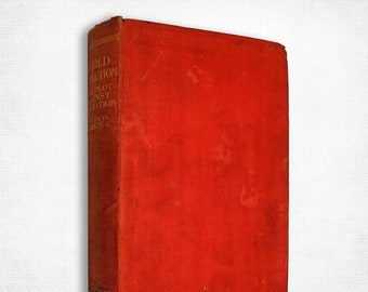 World Revolution: The Plot Against Civilization by Nesta H. Webster Hardcover 1921 Constable & Co. London - Conspiracy Theory