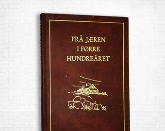 Fra Jaeren I Forre Hundrearet by Ola Barkved Ca. 1970 History Rogaland Norway Norwegian Language
