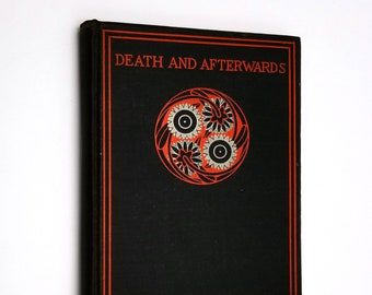 Death--and Afterwards by Edwin Arnold Hardcover 1897 New Amsterdam Book Co