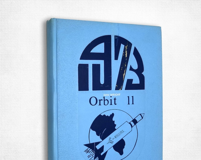 Orbit 1973 Yearbook - South Central High School (Union Mills, Indiana) LaPorte County