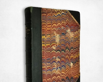 The Hermits by Charles Kingsley Hardcover ca. 1870s-1880s Macmillan London Saints Monks Catholic