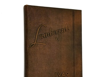 Lumberjack - R.A. Long High School Yearbook 1949 Longview Washington WA Cowlitz County