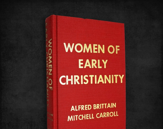 Women of Early Christianity Hardcover 1976 Gordon Press
