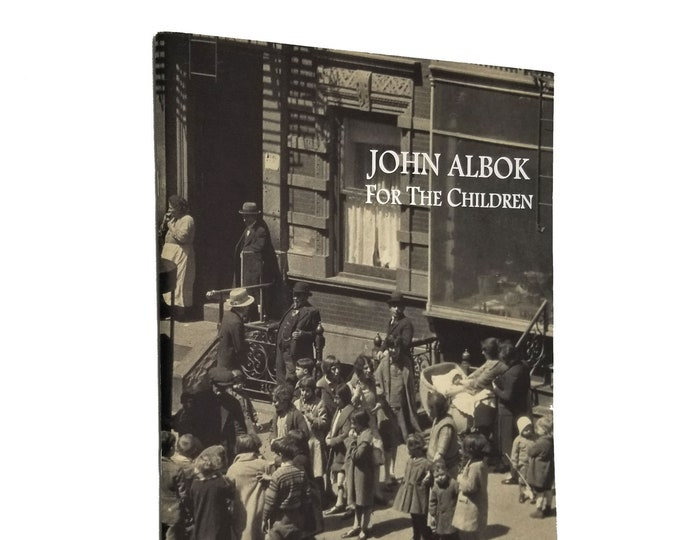 John Albok: For the Children September 15 to October 14, 1995 Photography Exhibit - Photographic Archives Gallery - Dallas, TX
