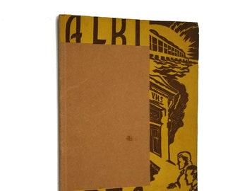 Alki - Vancouver High School Yearbook 1934 Vancouver, Washington, Clark County