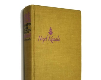 Vintage Short Stories: Tomato Cain and Other Stories by Nigel Kneale 1st American Edition Hardcover HC 1950 Alfred A. Knopf RARE