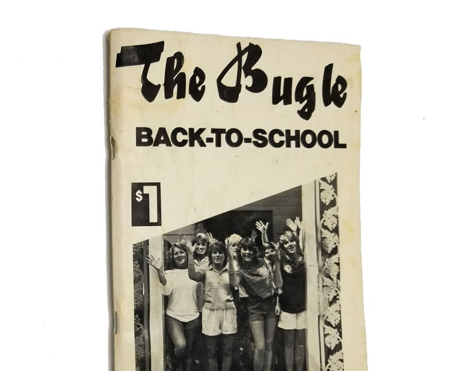 "The Bugle (Issue One: ""Back-To-School"") Ken Babbs (ed.) 1983 Eugene, OR"