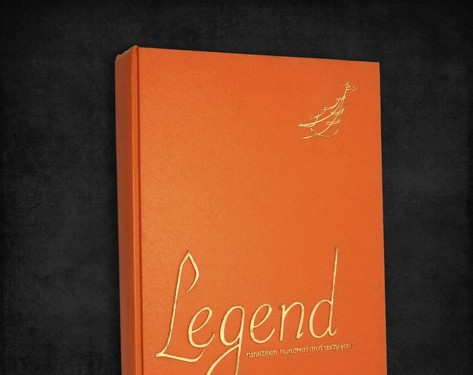 Legend 1964 Yearbook (Annual) - Cleveland High School (Portland, Oregon) Multnomah County