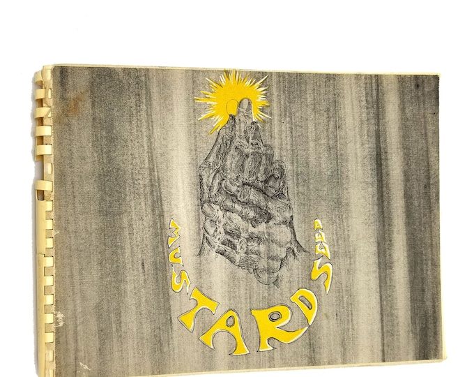 Mustard Seed (Rippowam High School literary arts journal) Stamford CT 1973