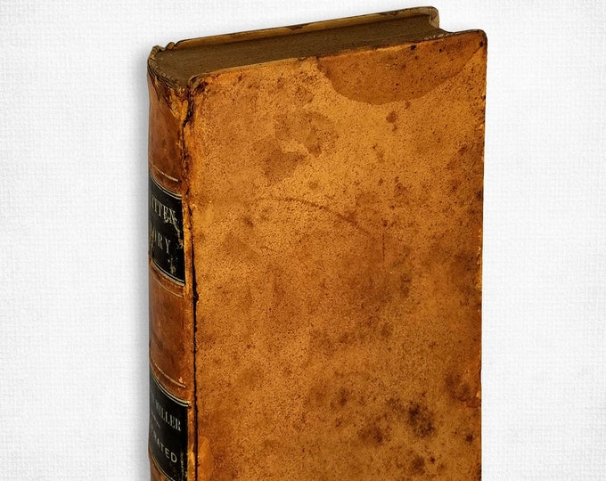 Unwritten History: Life Amongst the Modocs by Joaquin Miller Leather bound Hardcover 1874 American Publishing Company