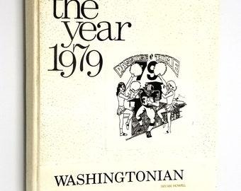 Washington High School Yearbook (Annual) 1979 - Washingtonian - Fremont, California CA - Alameda County