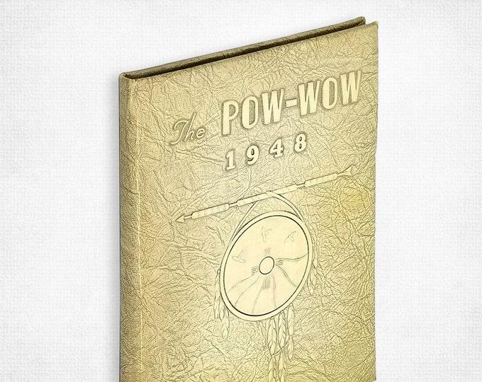 Cheyenne Senior High School [Wyoming] 1948 The Pow-Wow Yearbook