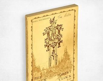 The Black Forest Cuckoo Clock by Karl Kochmann 1979 Clockmaking Clock Repair