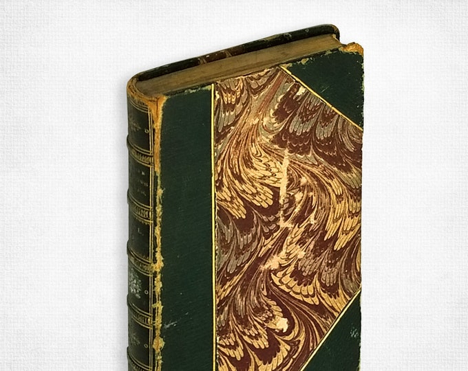 The Complete Angler, Vol. I by Izaak Walton & Charles Cotton 1824