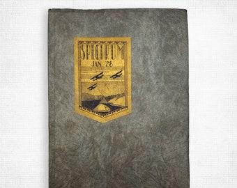 Jefferson High School [Portland, OR] Yearbook Spectrum, January 1928 Multnomah County
