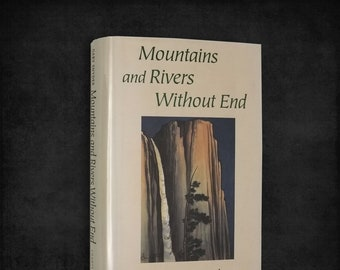 Poetry Book: Mountains and Rivers Without End by Gary Snyder SIGNED Hardcover w/ Dust Jacket 1996 Counterpoint