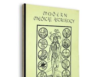 Modern Medical Astrology by Robert C. Jansky 1978 Astro-Analytics Publications - Alternative Health Wellness