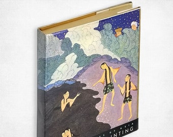Treasures of Asia: Persian Painting by Basil Gray Hardcover w/ Dust Jacket 1961 Skira - Art Book