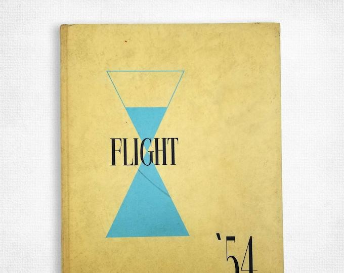 Westchester High School [Los Angeles, CA] 1954 Flight Yearbook / Annual