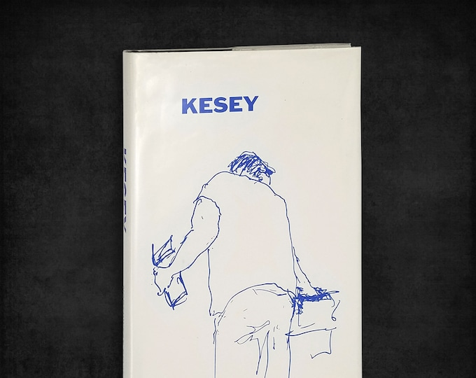 Kesey (Northwest Review, Vol. 16) Ken Kesey 1st Edition Hardcover w/ Dust Jacket 1977 Previously Unpublished Works