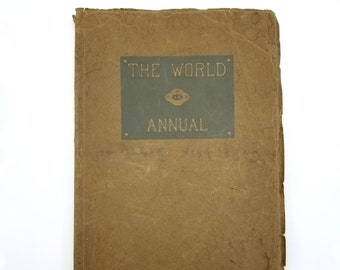 Central High School [Saint Paul, MN] Yearbook The World Annual 1914 Ramsey County