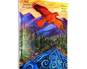 Steps Toward the Light (Pasos hacia la luz) by Pilar Zalamea Kimbrell 1997 Poetry Poems Verse English & Spanish