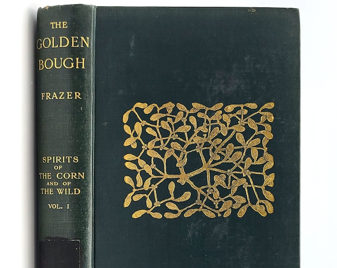 Spirits of the Corn and of the Wild, Vol. 1 [The Golden Bough: A Study in Magic and Religion, Part V] 1935 James George Frazer