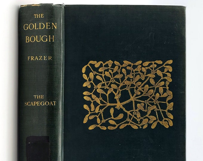 The Scapegoat [The Golden Bough: A Study in Magic and Religion, Part VI] 1935 James Frazer