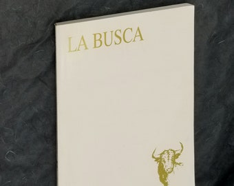 La Busca, Vol. XXXV, nos. 11 & 12, 35th Anniversary Special Edition 1964-1999 Taurine Bibliophiles of America Bullfighting Bibliography