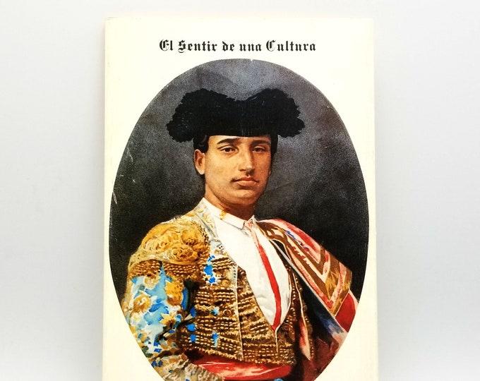 El Sentir de una Cultura 1992 Bullfighting Art Posters Linares Taberna Lagartijo