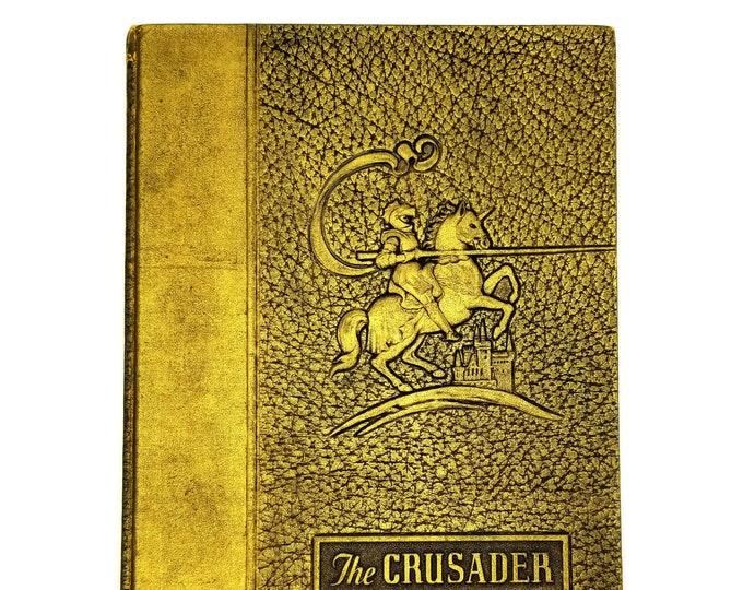 Garden Home High School [Denver] Yearbook 1941 The Crusader - Colorado