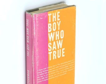 Boy Who Saw True - Diary of Clairvoyant 1880s Psychic Victorian England Occult