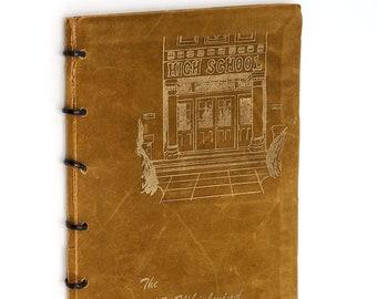 Albany High School [Oregon] 1945 Yearbook Whirlwind Linn County ~ Genealogy ~ Year Book