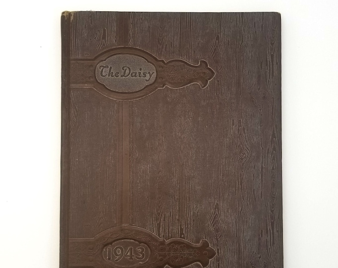 Bethany College [Kansas] Yearbook 1943 The Daisy Lindsborg McPherson County